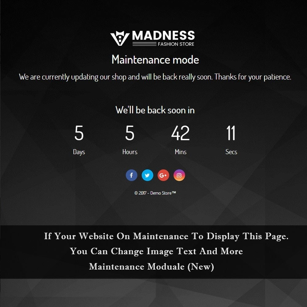 theme - Мода и обувь - Madness Fashion Store - 9