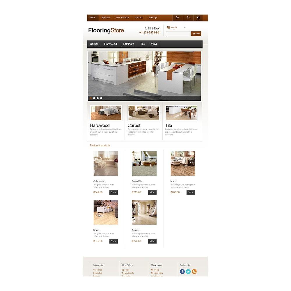 theme - Arte e Cultura - Responsive Flooring Store - 8