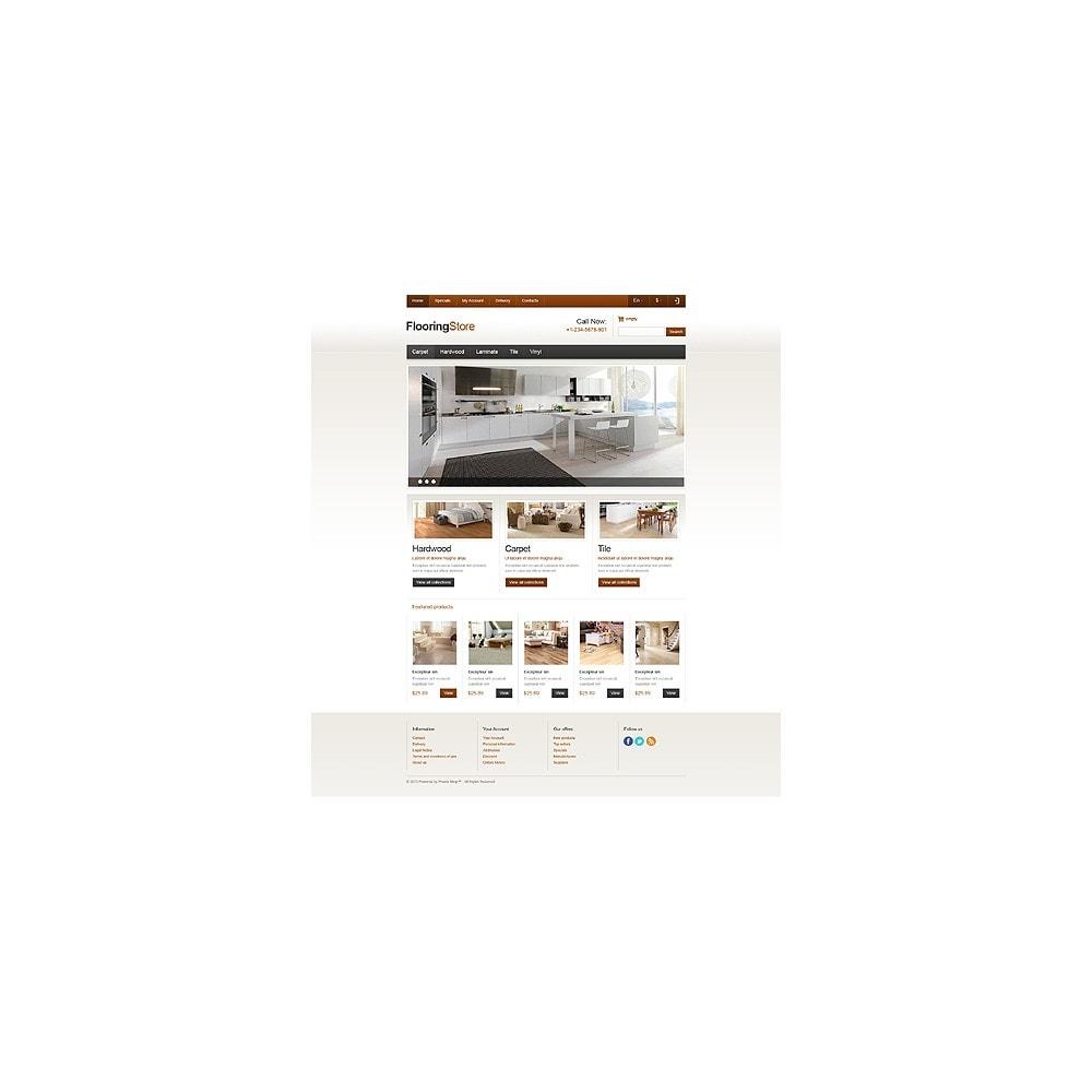 theme - Arte e Cultura - Responsive Flooring Store - 11