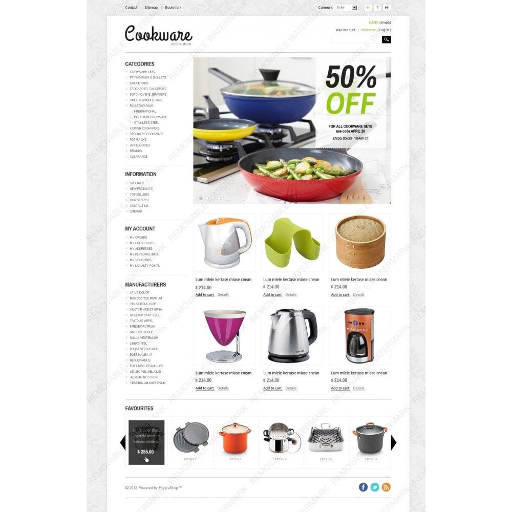 theme - Art & Culture - Cookware - 2