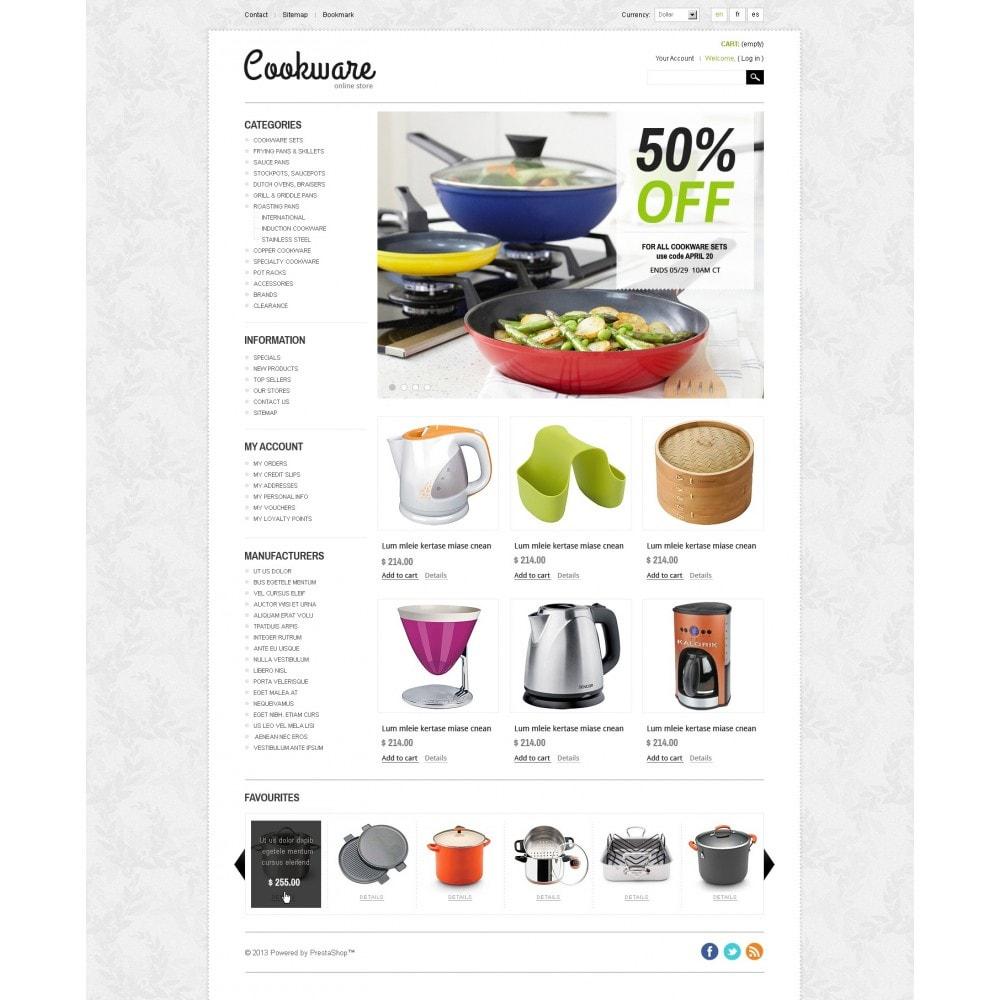 theme - Art & Culture - Cookware - 3