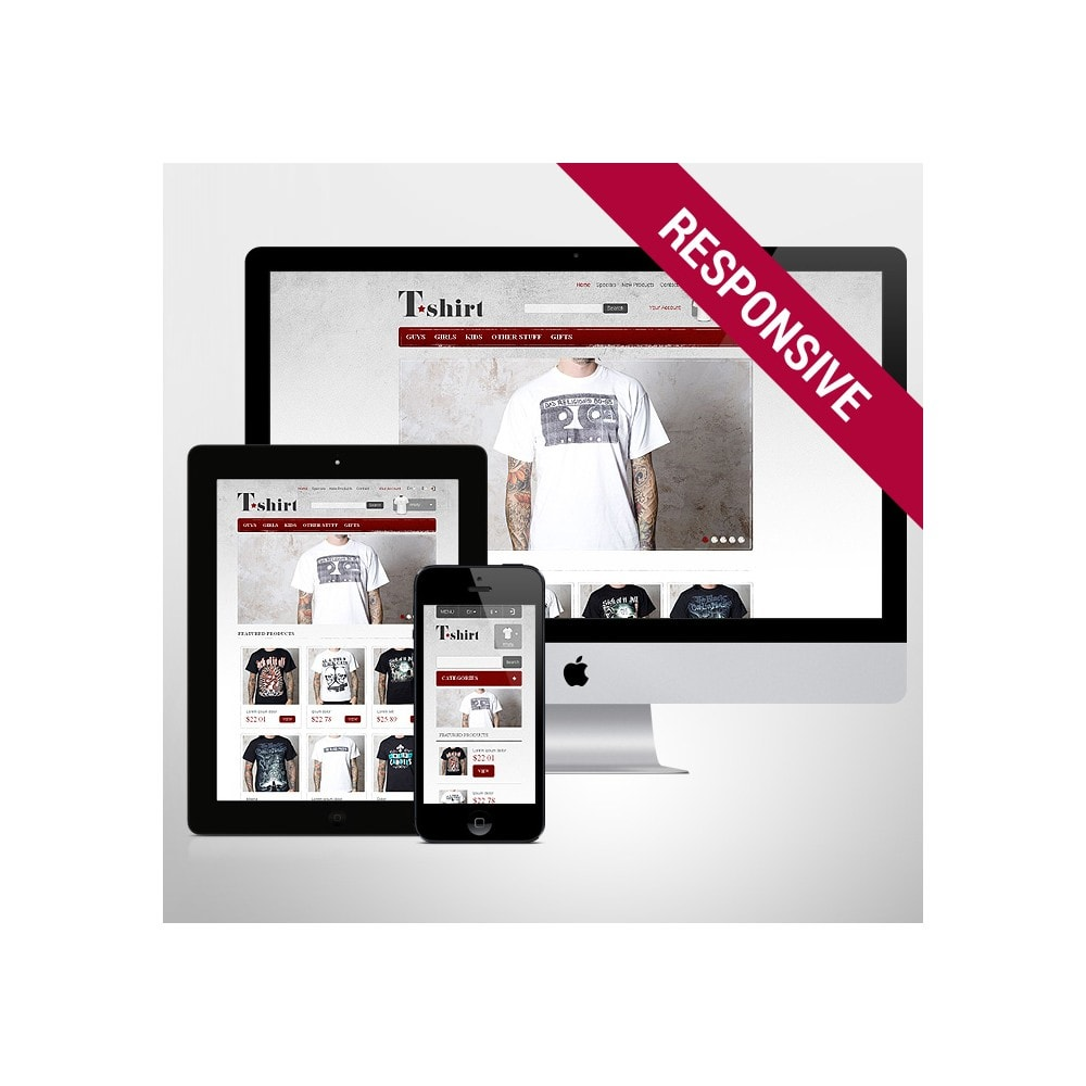 theme - Mode & Schoenen - Star T-Shirts Store - 1