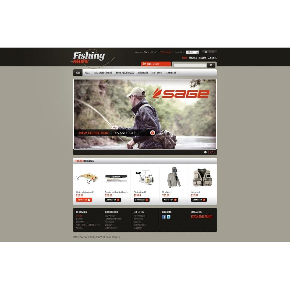 theme - Sport, Activiteiten & Reizen - Fishing Store - 3
