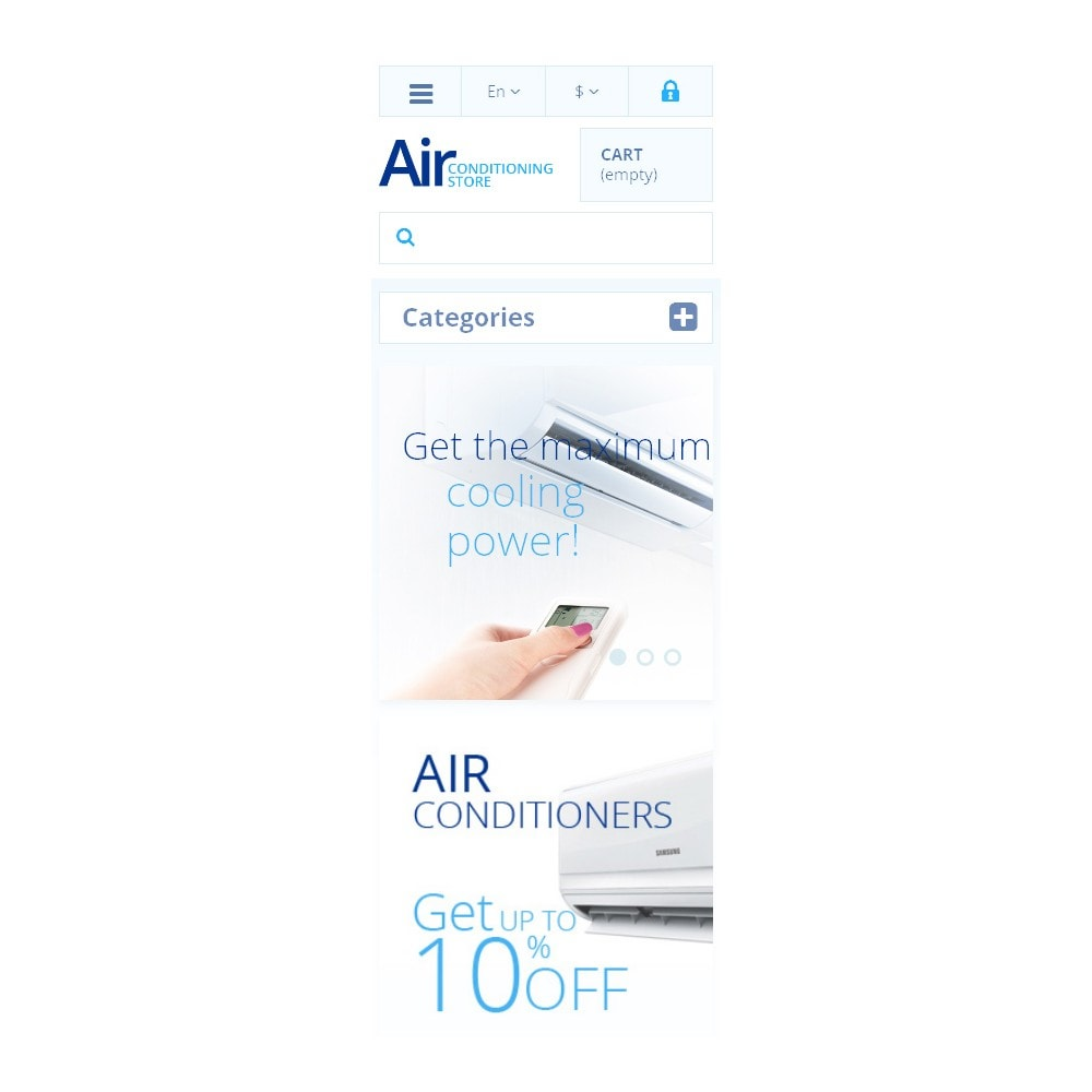 theme - Heim & Garten - Air Conditioning Store - 9