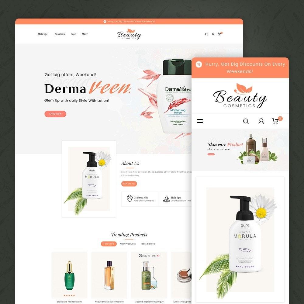 theme - Saúde & Beleza - Beauty Spa & Cosmetics - 1