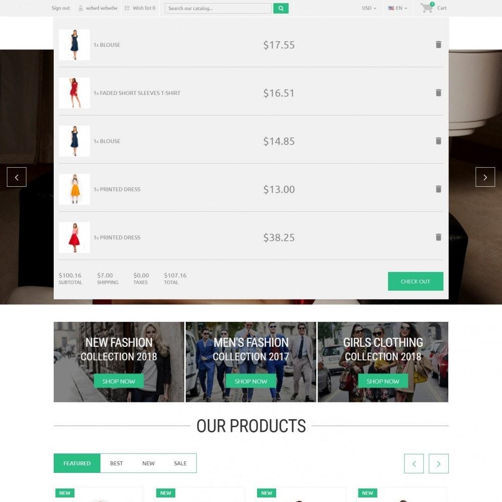 theme - Mode & Chaussures - InStyle - Boutique De Vêtements - 5