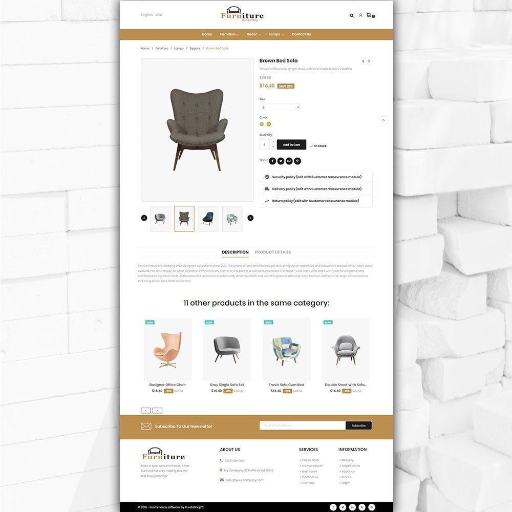 theme - Maison & Jardin - Furniture shop - Furniture and home decor store - 6