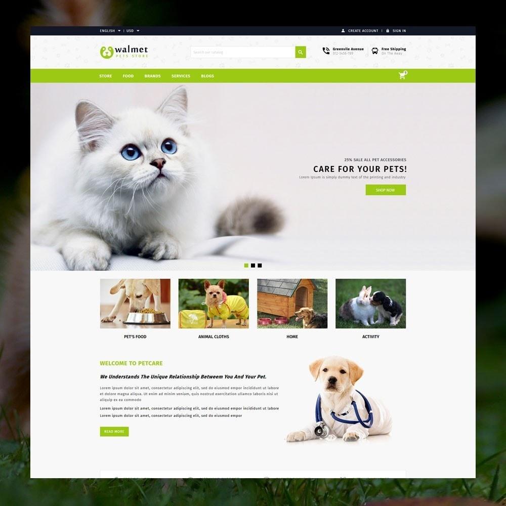theme - Dieren - Walmet - Pets Store - 2