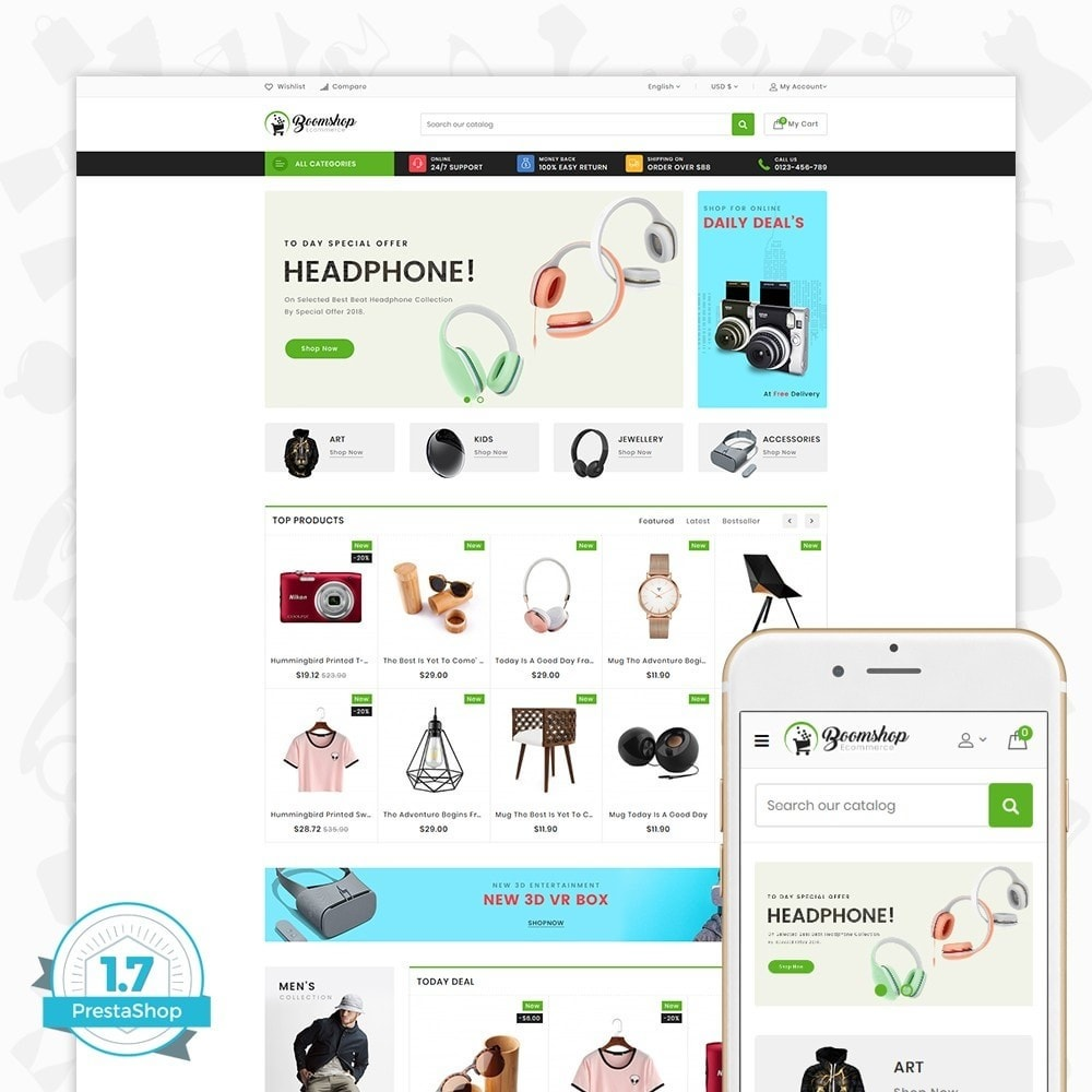 theme - Mode & Schoenen - Boomshop - The Fashion Store - 1
