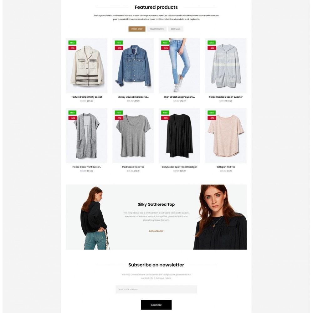 theme - Mode & Chaussures - Carmen Fashion Store - 3