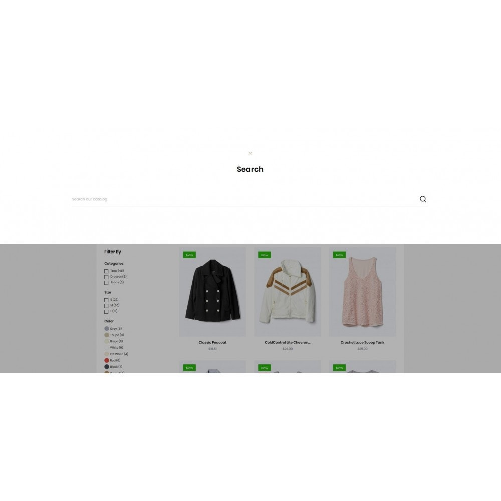 theme - Mode & Chaussures - Carmen Fashion Store - 12