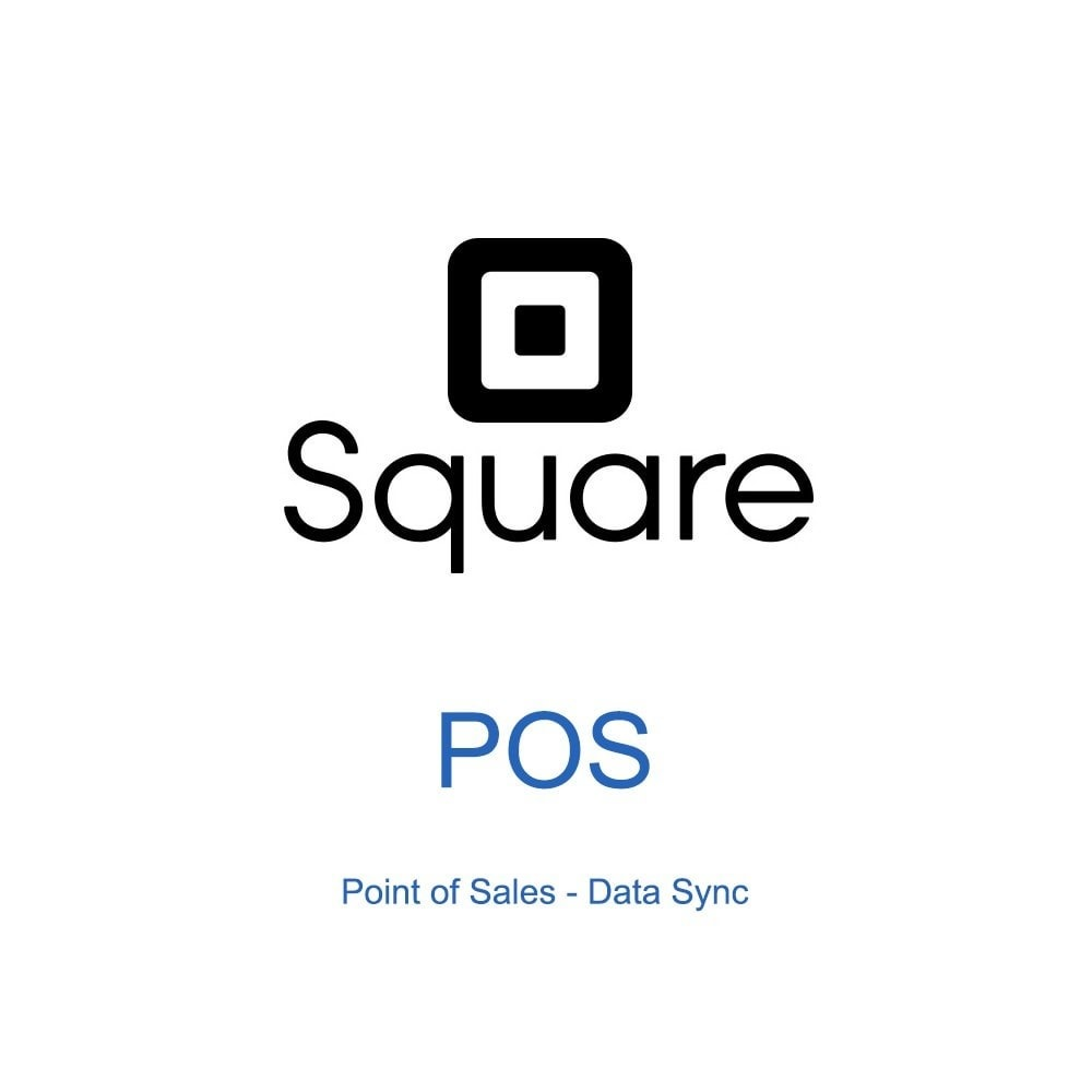 module - Kassasoftware (POS) - Point of Sales - Square POS - 1