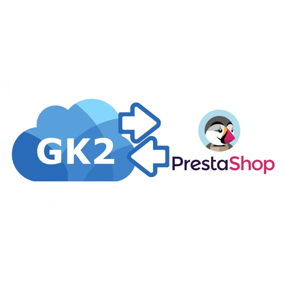 module - Third-party Data Integration (CRM, ERP...) - Gk2Catalog - 1