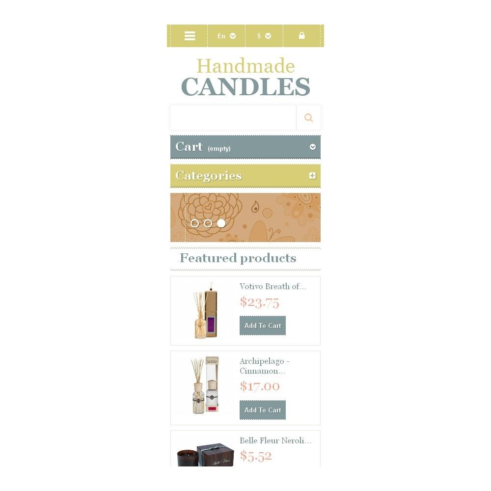 theme - Niños y Juguetes - Handmade Candles - 9