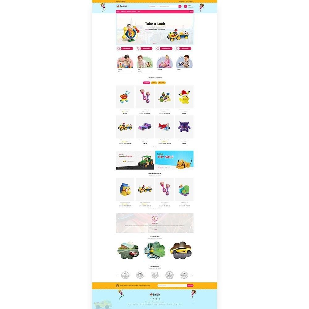 theme - Crianças & Brinquedos - Toys Smart Store - 2