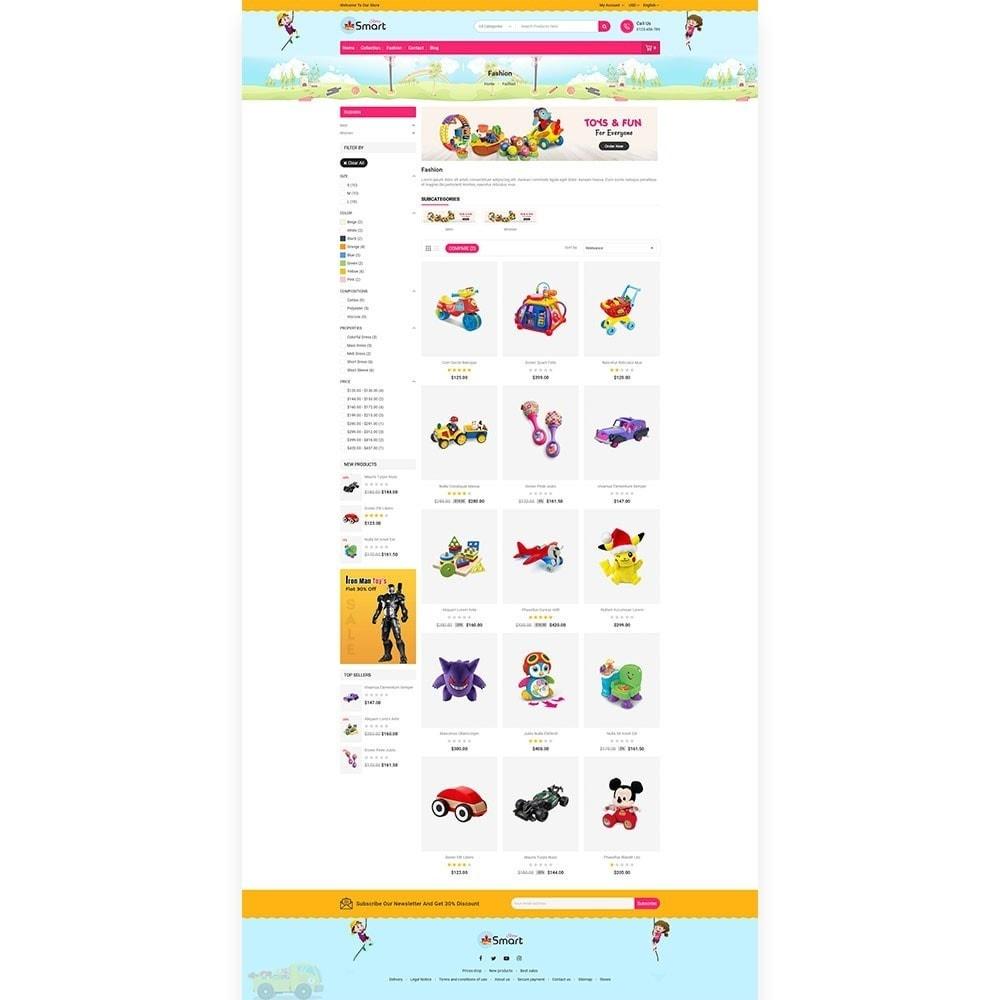 theme - Crianças & Brinquedos - Toys Smart Store - 3