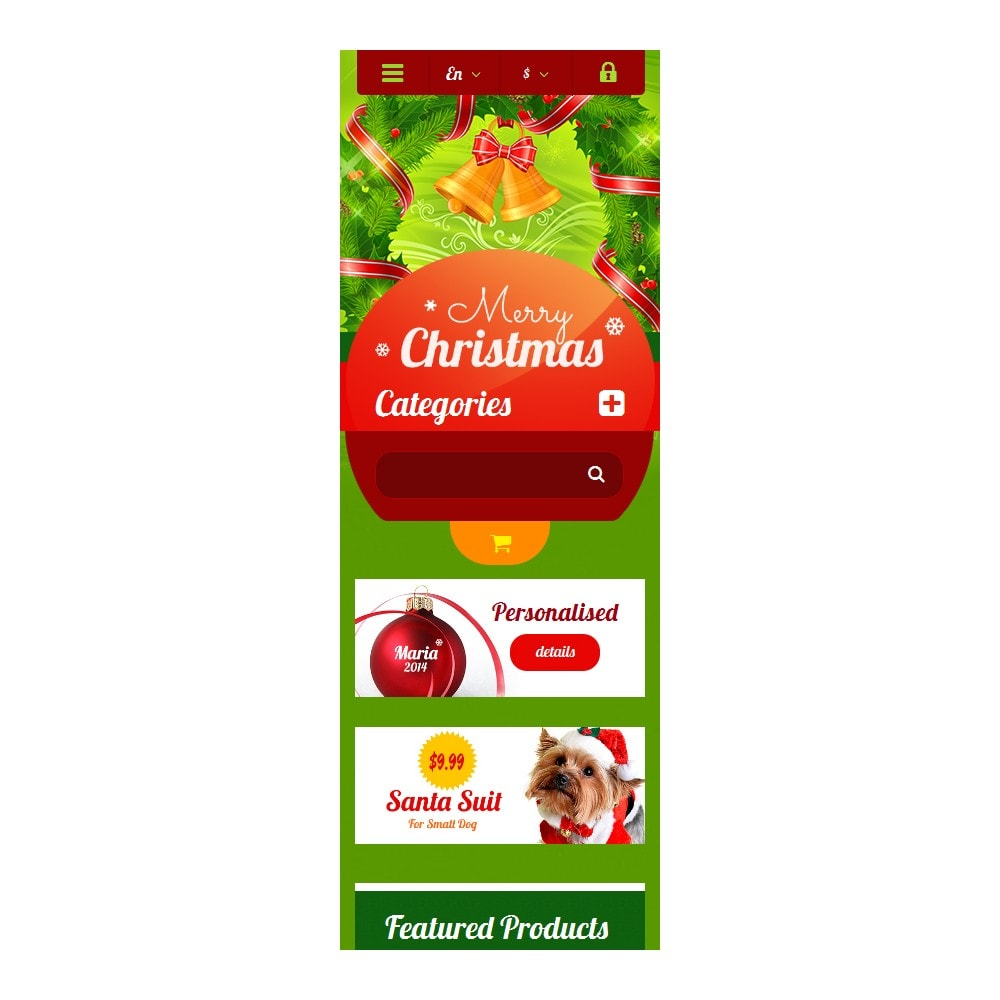 theme - Gifts, Flowers & Celebrations - Christmas Gift Shop - 9