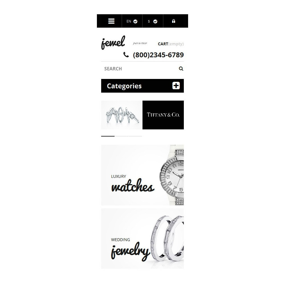 theme - Moda & Calzature - Jewelry Boutique - 6