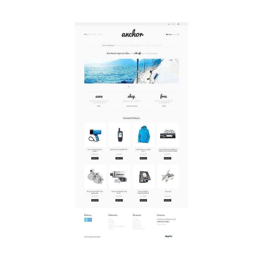 theme - Sport, Attività & Viaggi - Marine Store - 10