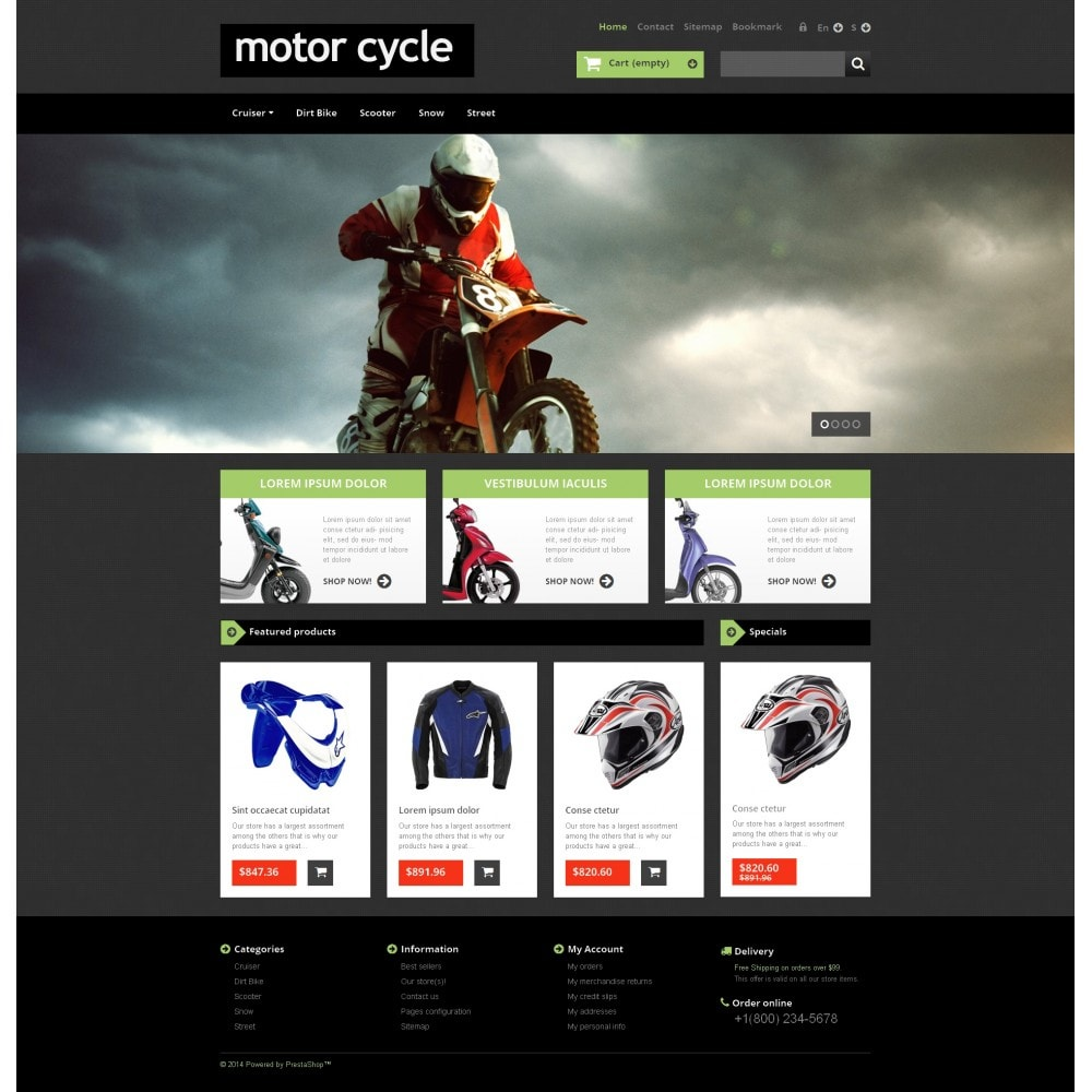 theme - Auto & Moto - Motor Cycle - 4