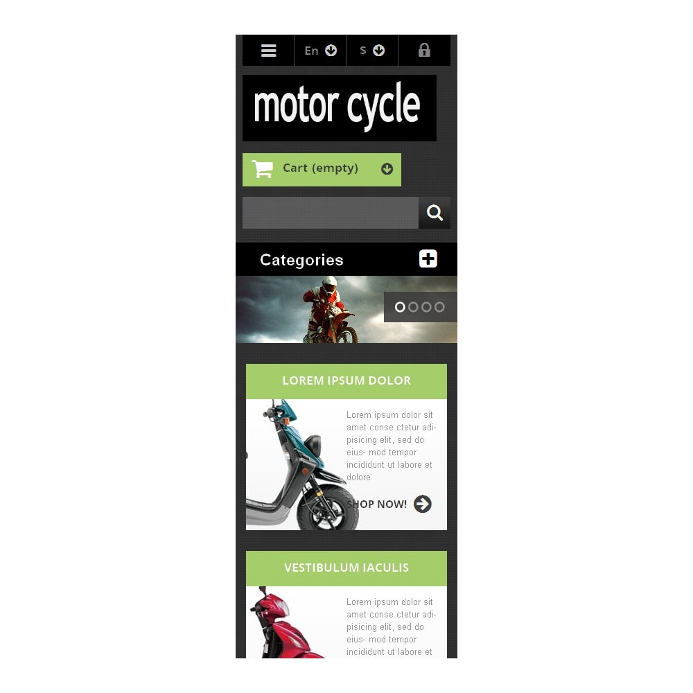theme - Carros & Motos - Motor Cycle - 9