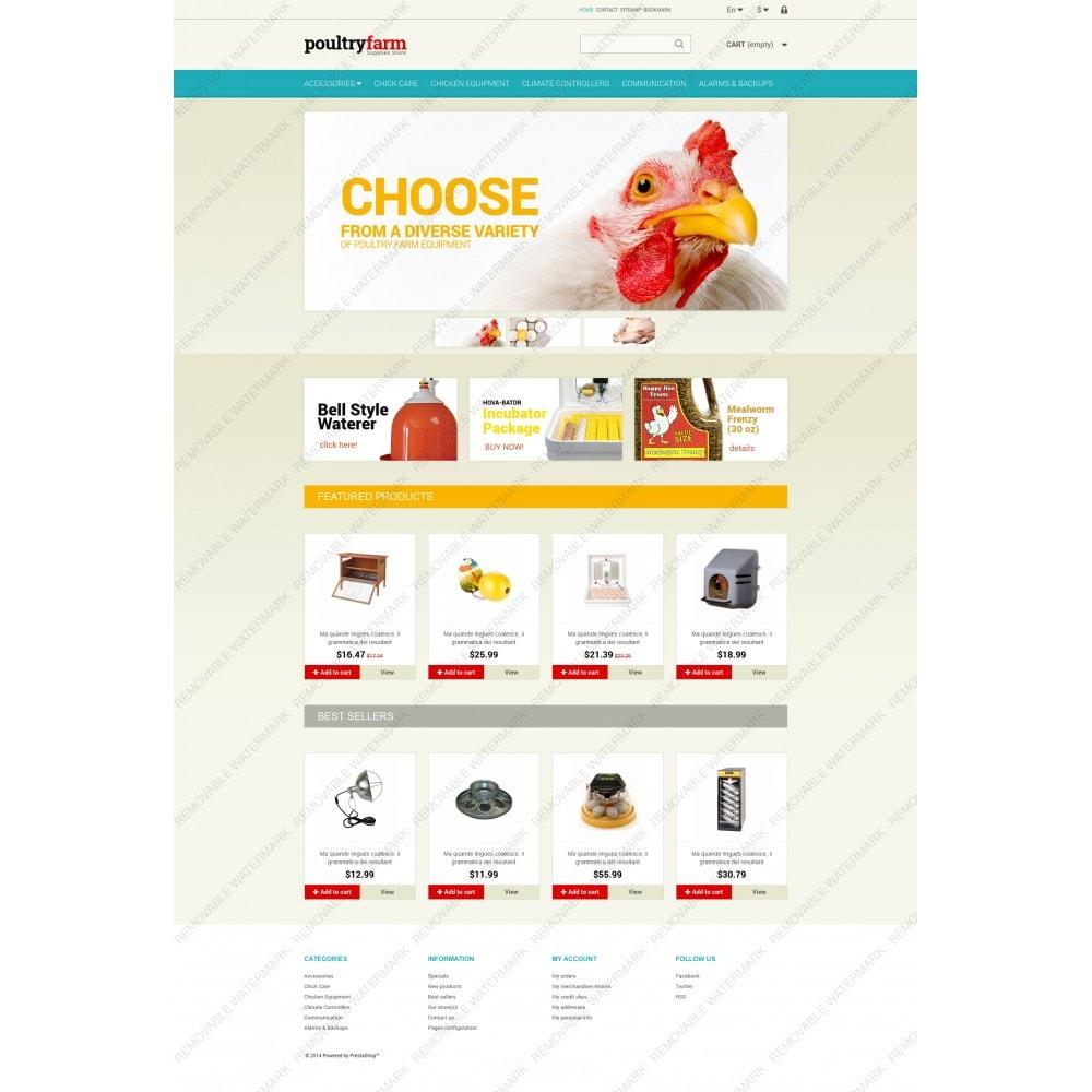 theme - Heim & Garten - Poultry Farm - 3