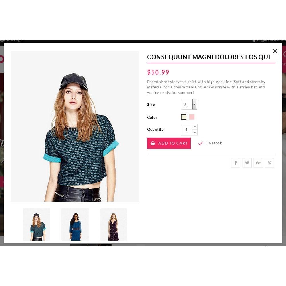 theme - Мода и обувь - Fashionmode Store - 7