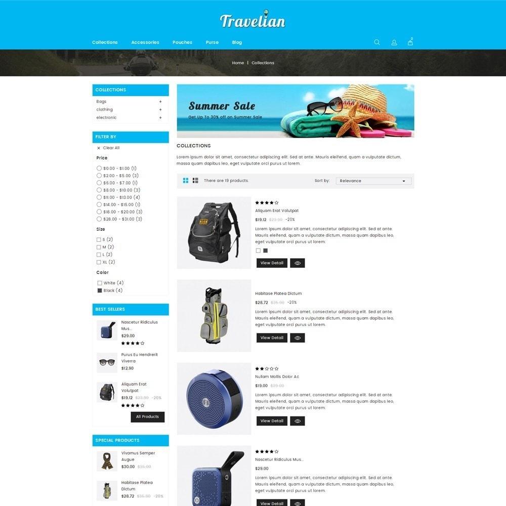 theme - Sport, Aktivitäten & Reise - Travelian - Travel Store - 4