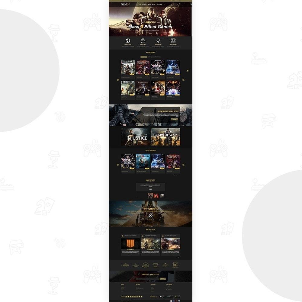 theme - Sport, Activiteiten & Reizen - GameX Game and Play Super Sports Store - 3