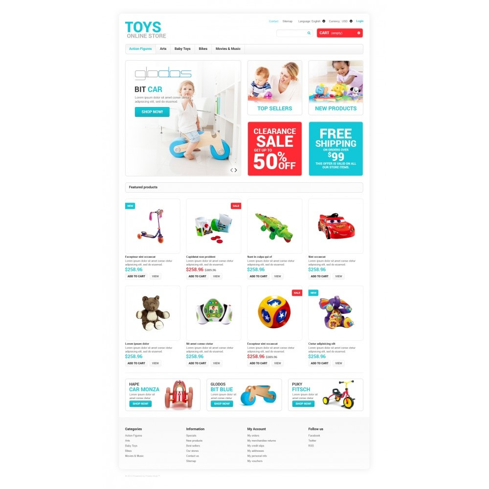 theme - Kinder & Spielzeug - Toys for Any Age - 4