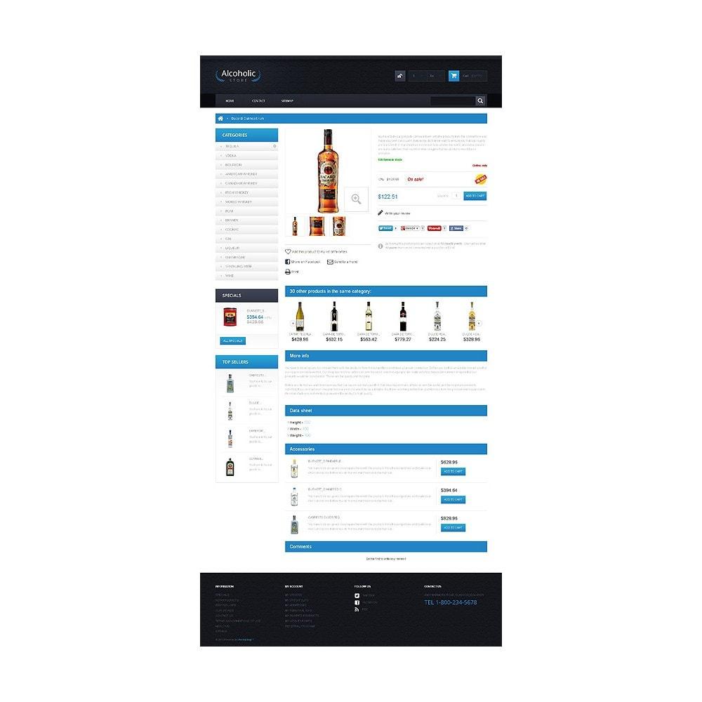 theme - Lebensmittel & Restaurants - Elite Alcohol - 7