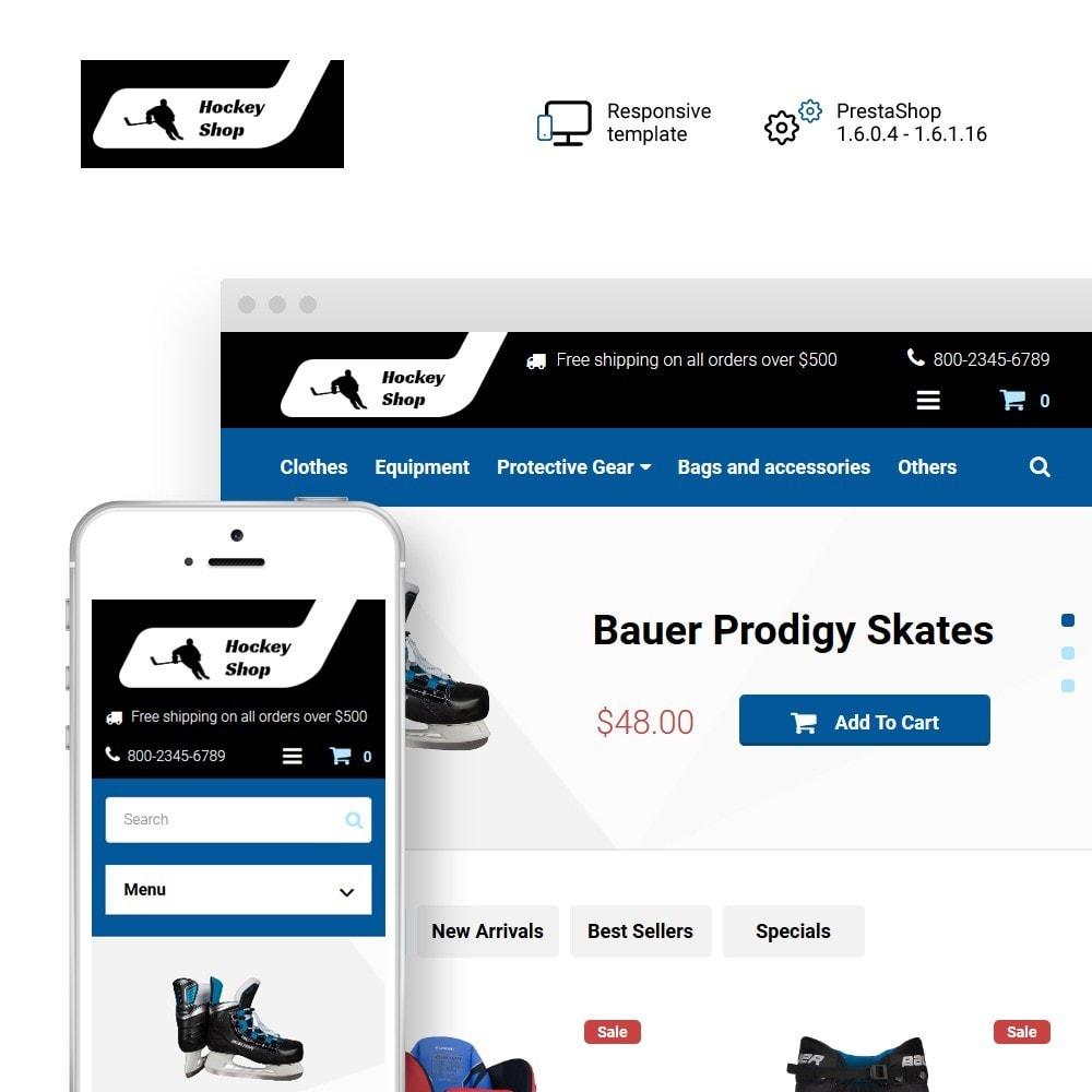 theme - Sport, Aktivitäten & Reise - Hockey Shop - 1