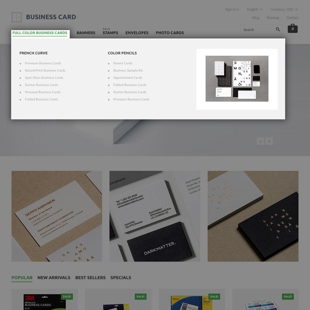 theme - Maison & Jardin - Business Card - 5