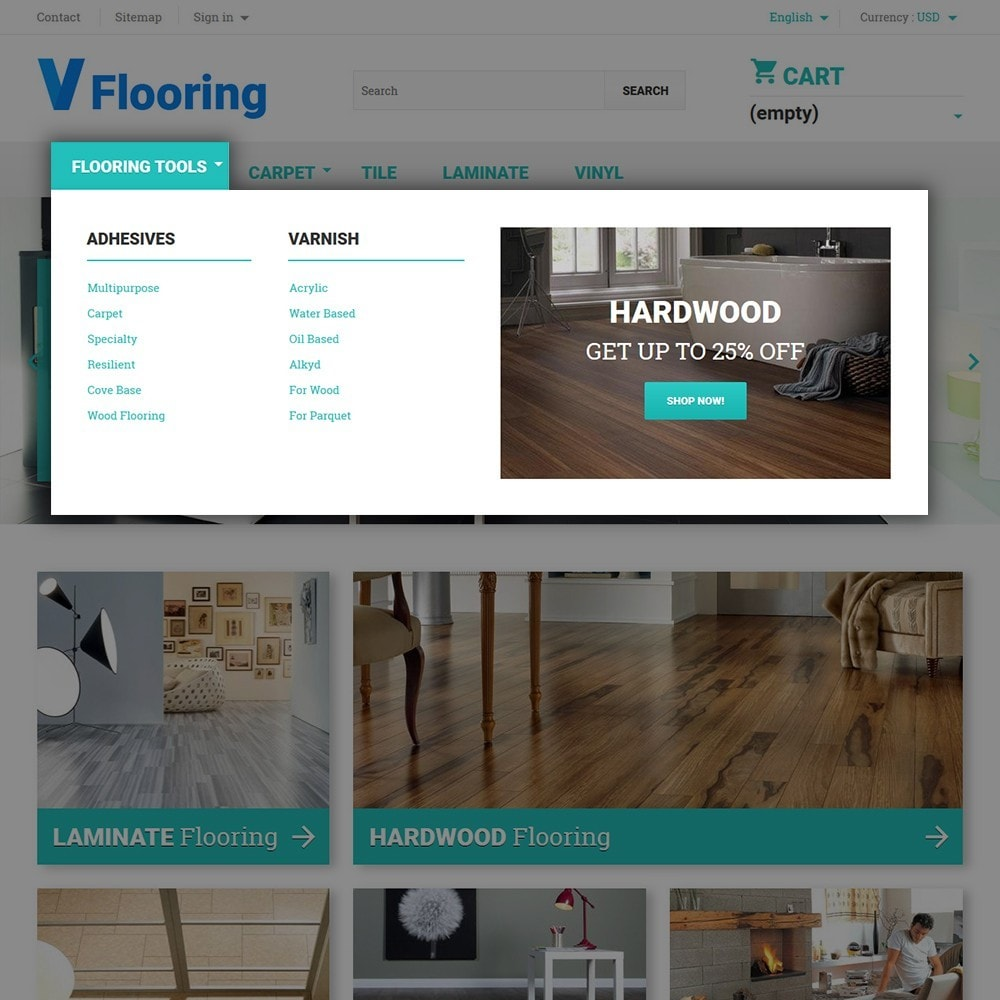 theme - Art & Culture - Flooring - 4