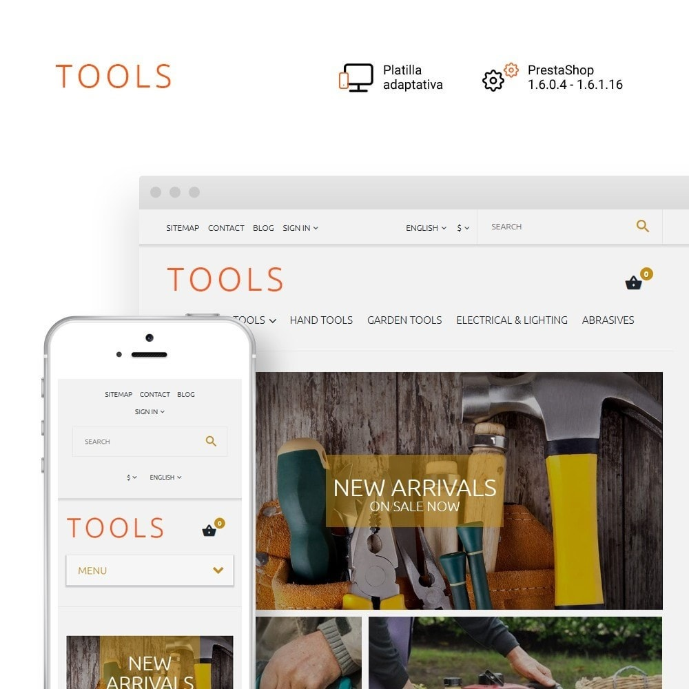 theme - Hogar y Jardín - Tools - Tools & Equipment - 1
