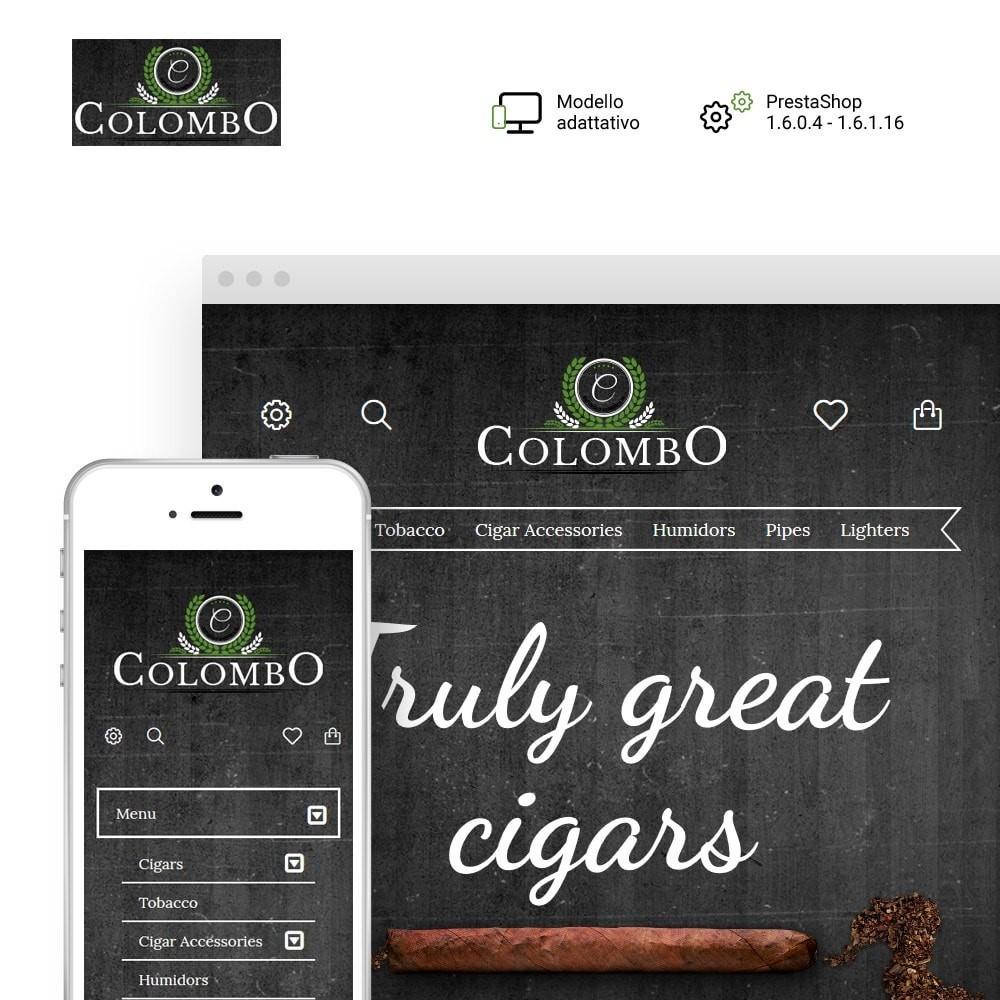 theme - Casa & Giardino - Colombo - Tobacco & Sigars Store - 1