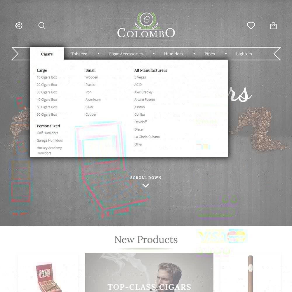 theme - Casa & Giardino - Colombo - Tobacco & Sigars Store - 5