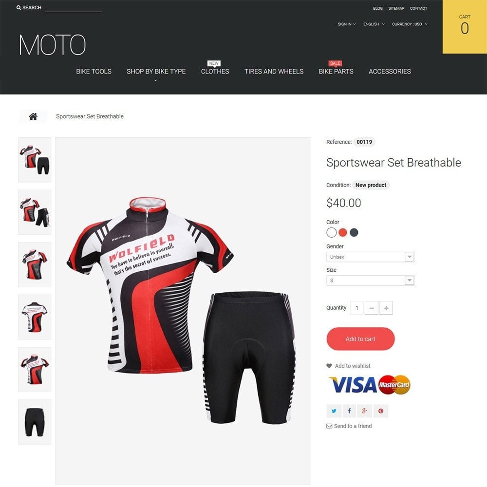 theme - Automotive & Cars - Moto - Bike Shop - 3