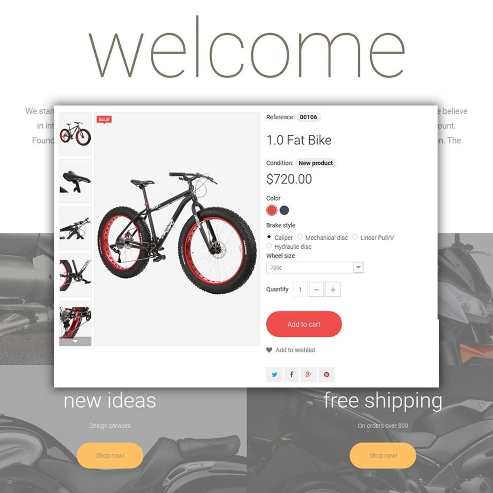 theme - Auto & Moto - Moto - Bike Shop - 5