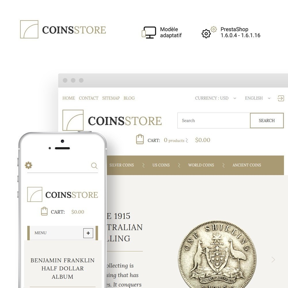 theme - Maison & Jardin - Coin Store - 1
