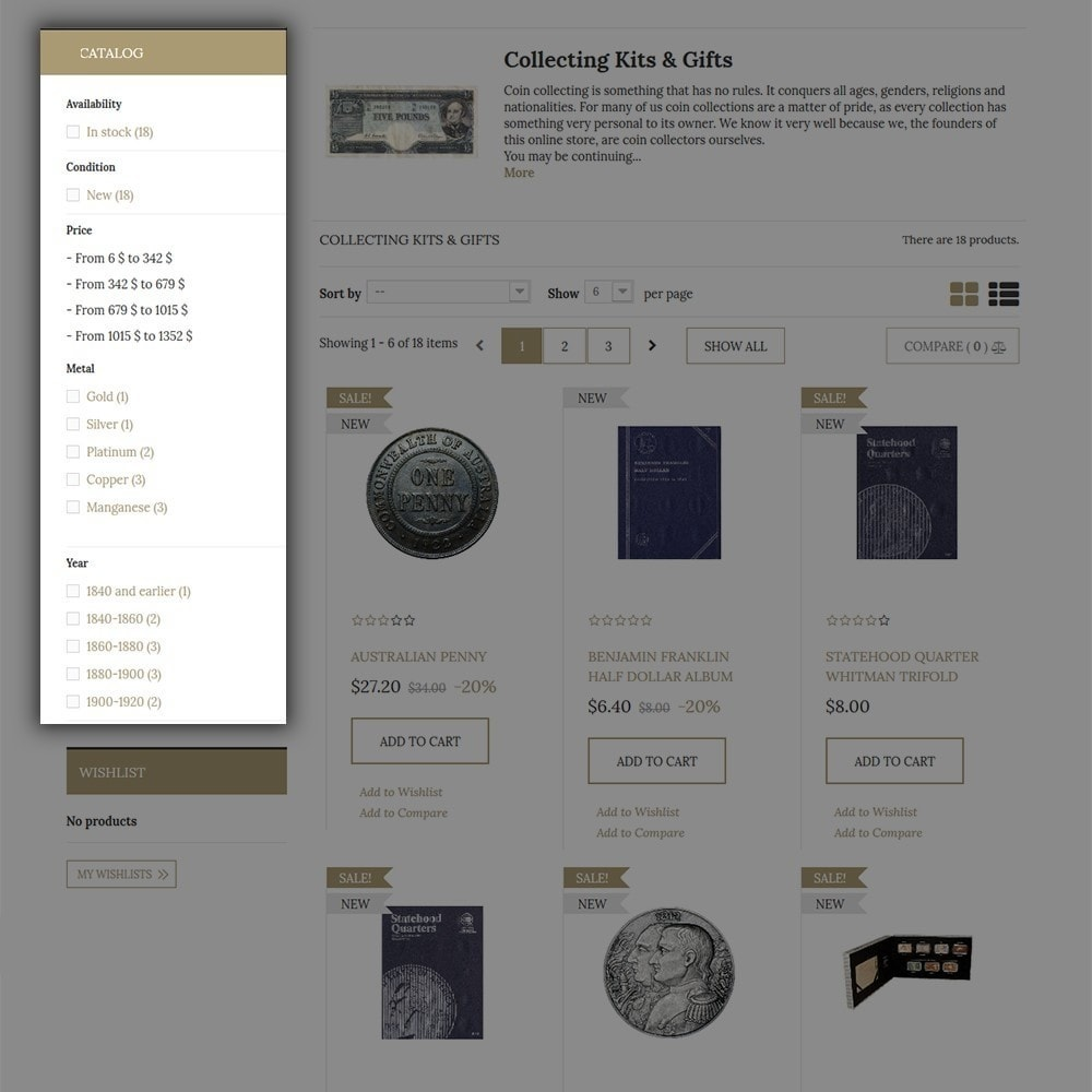 theme - Дом и сад - Coin Store - 5