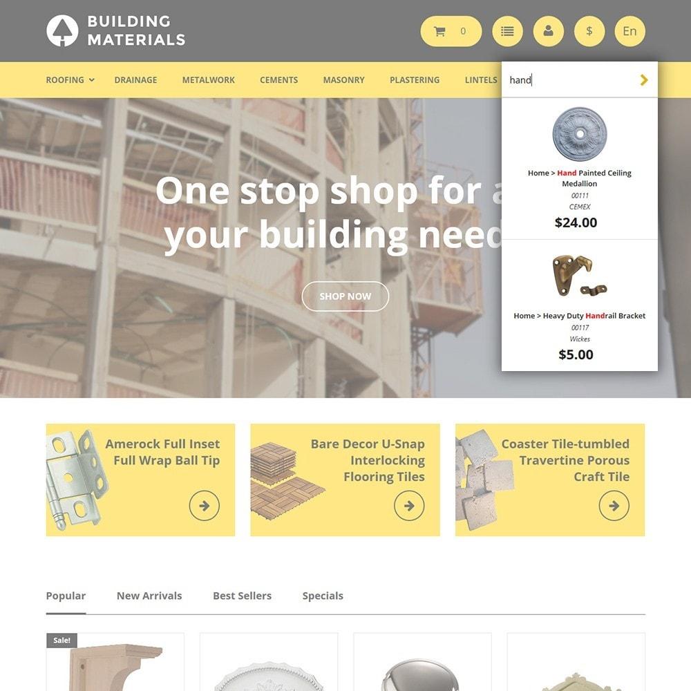 theme - Hogar y Jardín - Building Materials - Building Store - 6