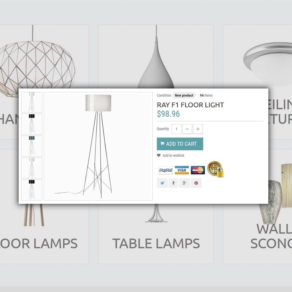 theme - Hogar y Jardín - Lighting Online Store - Lighting & Electricity Store - 4