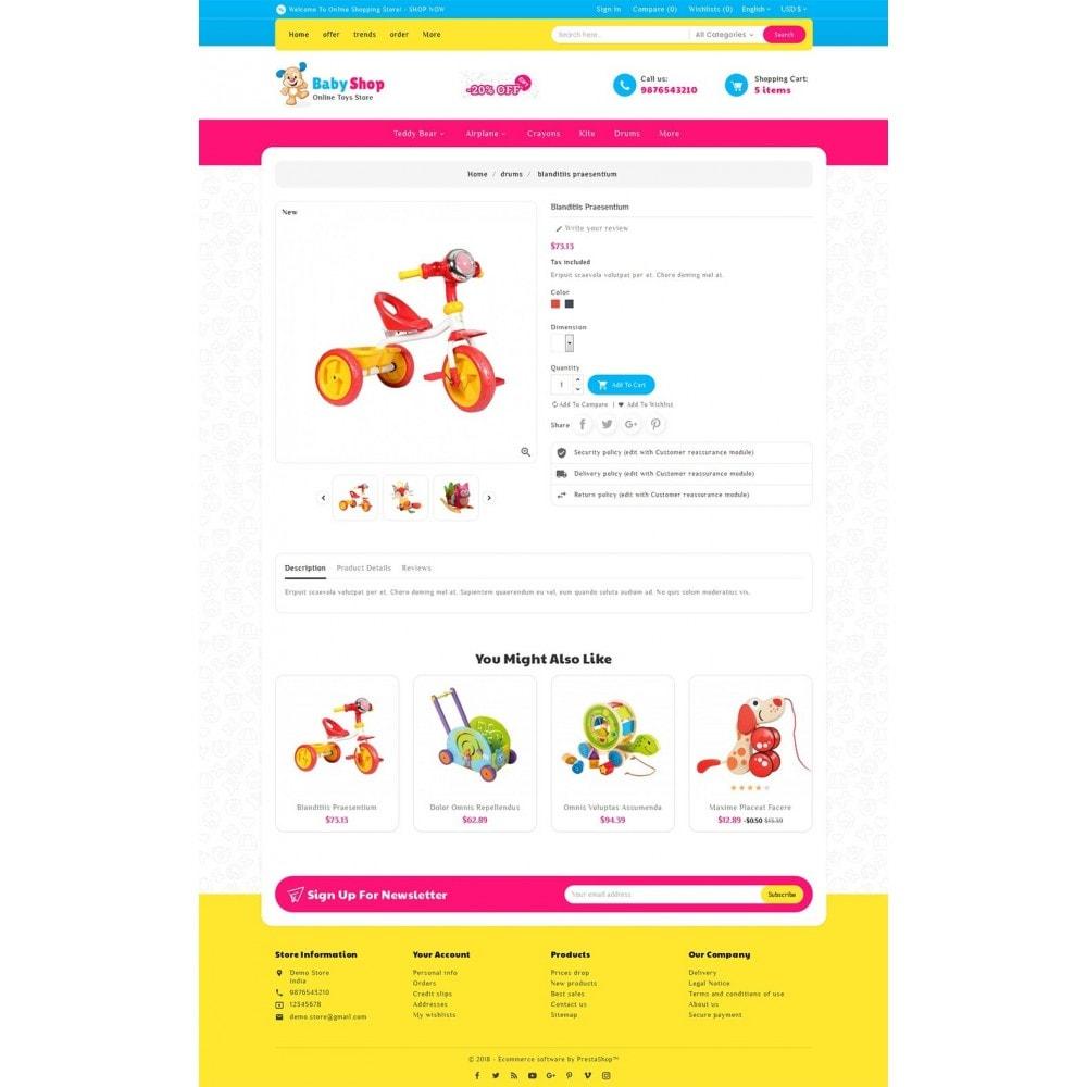 theme - Kids & Toys - Baby Toys - 5