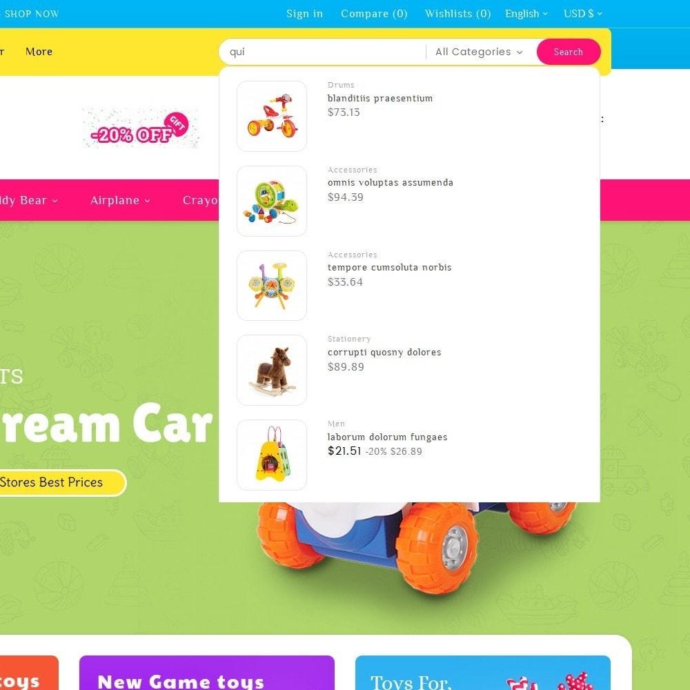 theme - Kids & Toys - Baby Toys - 9