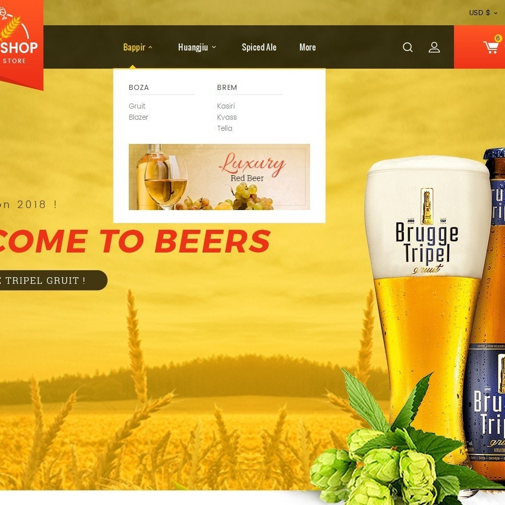theme - Drank & Tabak - Beer & Winery - 8