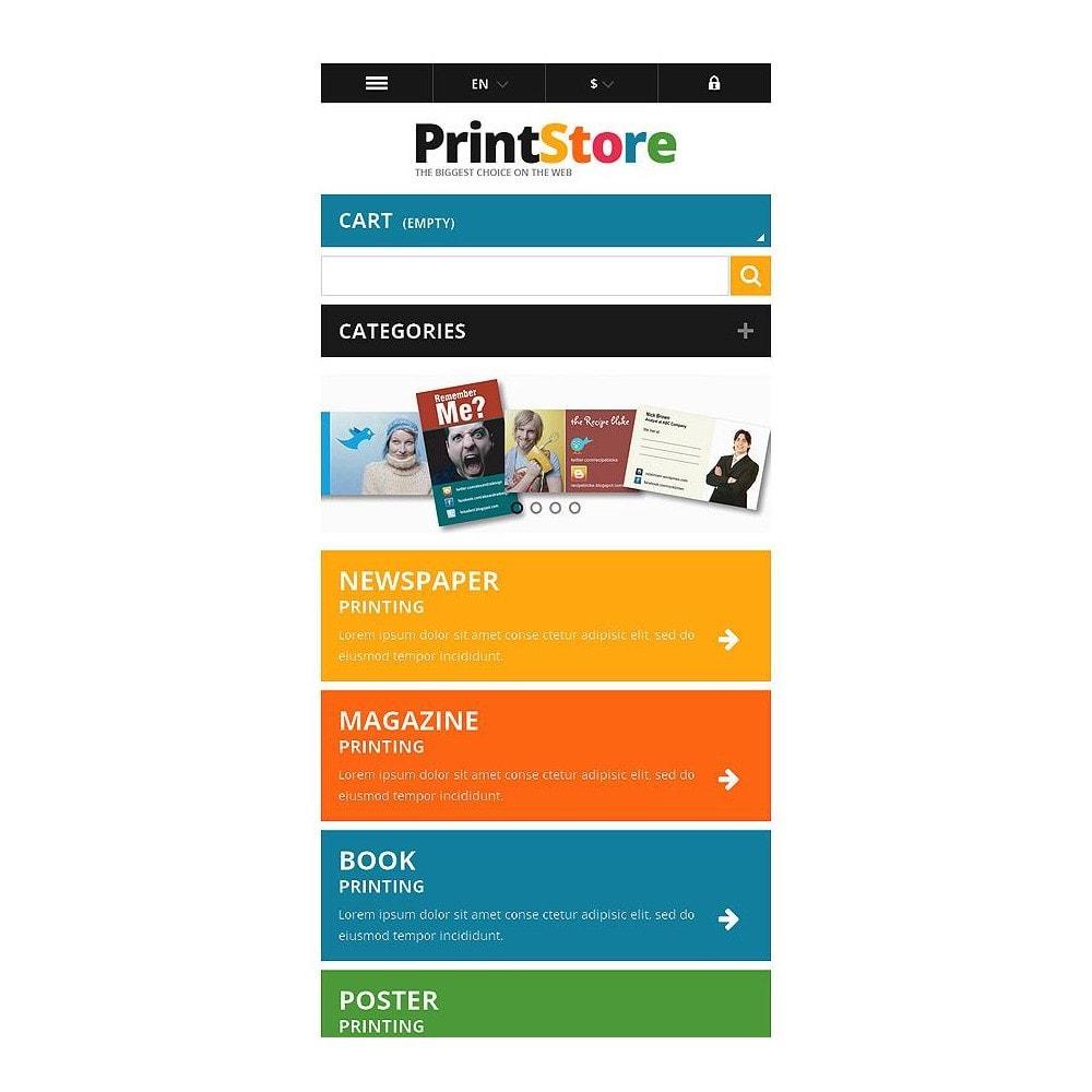 theme - Art & Culture - Responsive Print Store - 9
