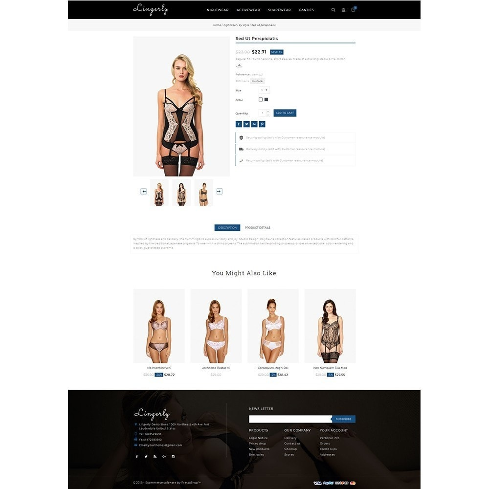 theme - Lingerie & Adultos - Lingerly Store - 5