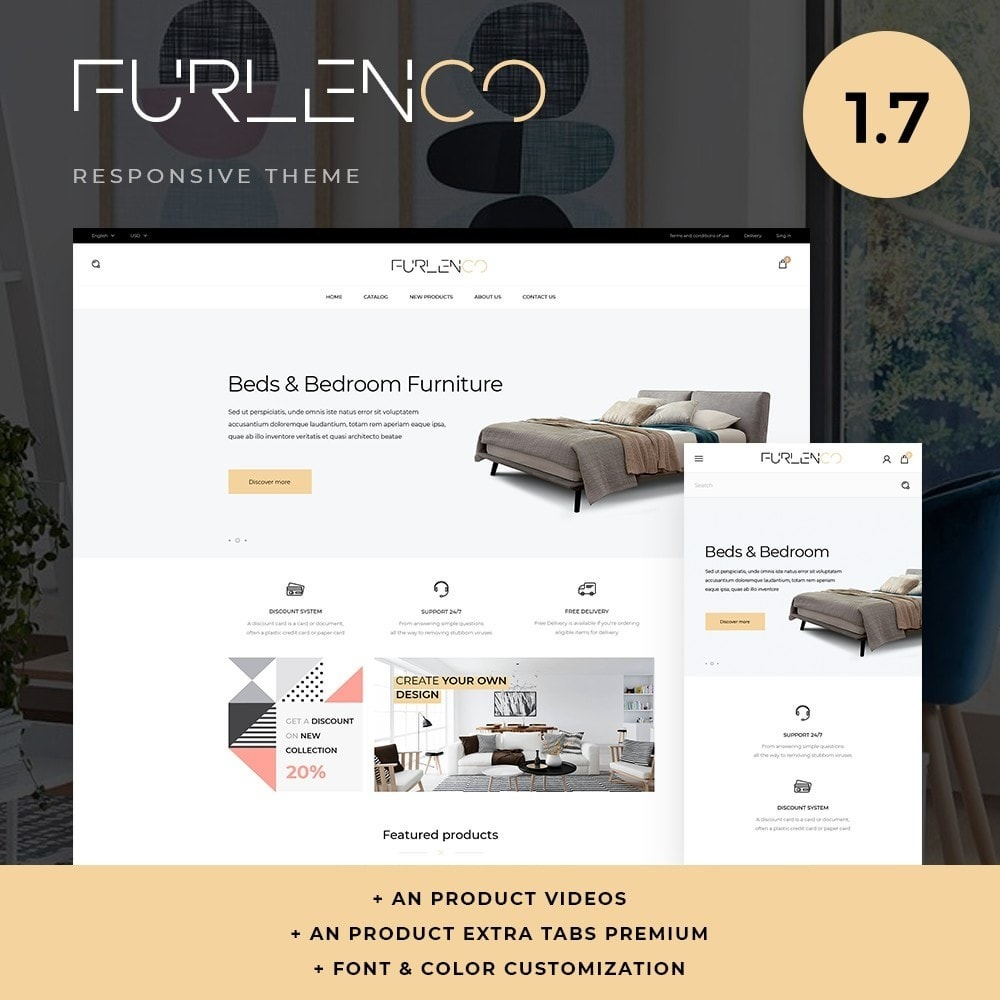 theme - Home & Garden - Furlenco - 1