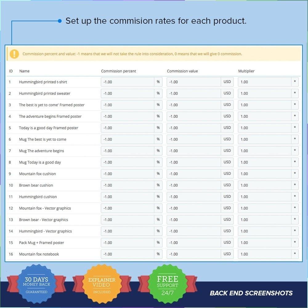 module - SEA SEM (paid advertising) & Affiliation Platforms - Full Affiliates PRO - 24